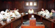 الدكتور العاصمي يترأس اجتماع اللجنة العليا للكراسي البحثية